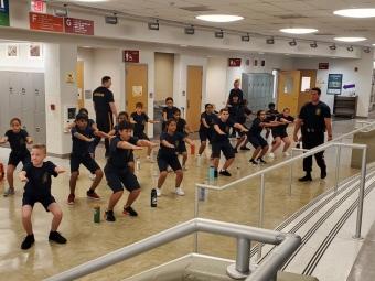 2021 Monroe Youth Police Academy