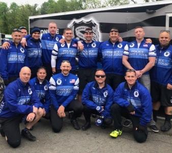 Team Monroe Police Unity Tour