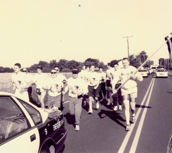 1996 Special Olympics Torch Run