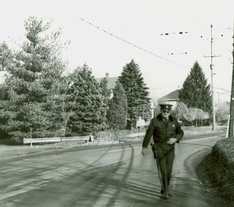 Monroe Township Police Officer