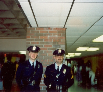 Monroe Township Police Officers