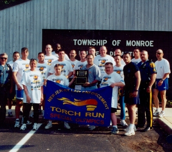 2000 Special Olympics Torch Run