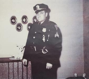 Sgt. Lloyd Chamberlain Circa 1960